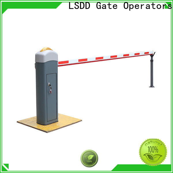 LSDD high quality parking boom barrier supplier for parking