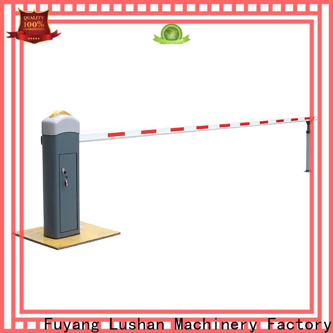 LSDD gates safety barrier manufacturer for parking