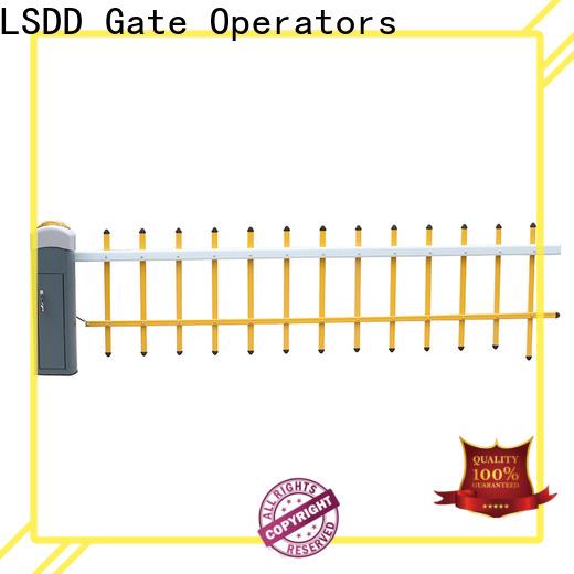 LSDD gate rising arm barrier supplier for gate