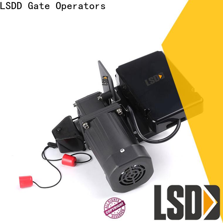 LSDD door commercial roll up door operators manufacturer for gate