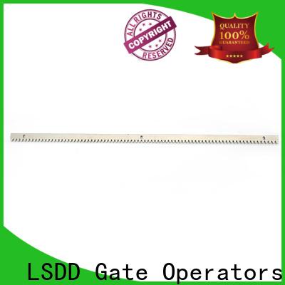 LSDD automatic linear gear rack manufacturer for barrier parking