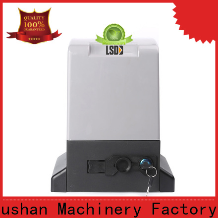 LSDD online electric sliding automatic gate opener working placidly for door