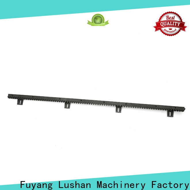 automatic buy gear rack plastic manufacturer for barrier gate