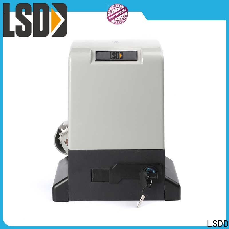 professional power sliding gate opener controller working placidly for door