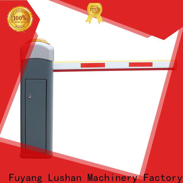 LSDD online boom barrier manufacturer for parking