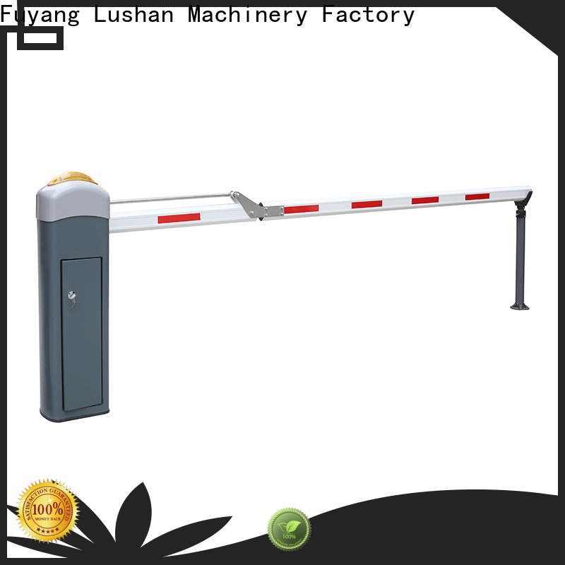 LSDD priced-low boom barrier wholesale for barrier parking