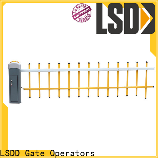 LSDD barriers car parking block supplier for community