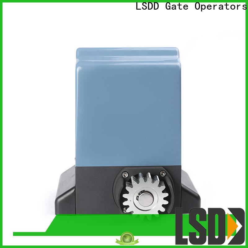 LSDD electric sliding gate motor installation wholesale for gate