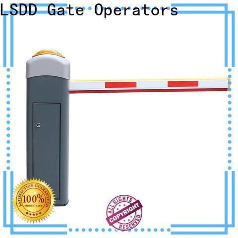 LSDD online parking boom barrier wholesale for parking