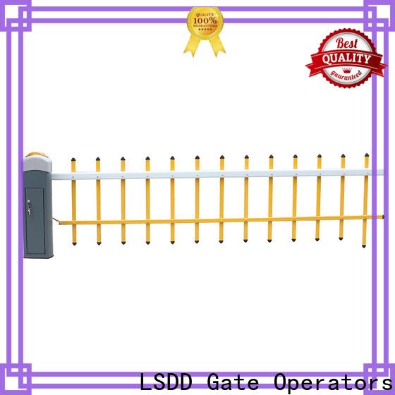 LSDD online automatic car park barriers manufacturer for barrier parking