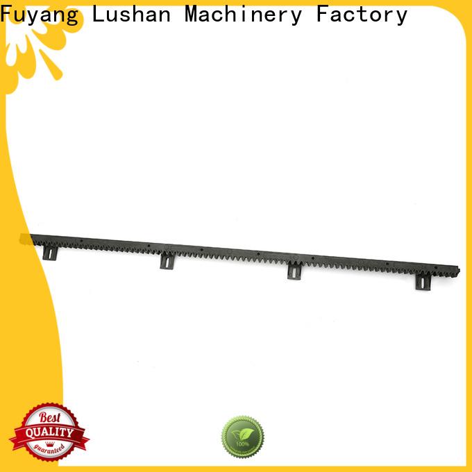 online steel gear rack plastic manufacturer for community