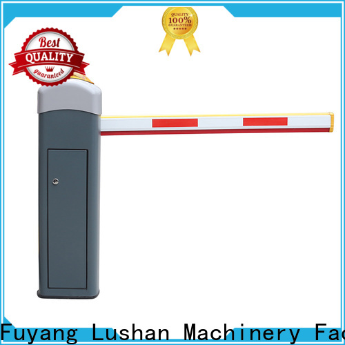 high quality car park safety barriers automatic manufacturer for gate