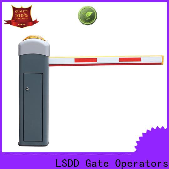 LSDD parking boom barrier gate supplier for barrier parking