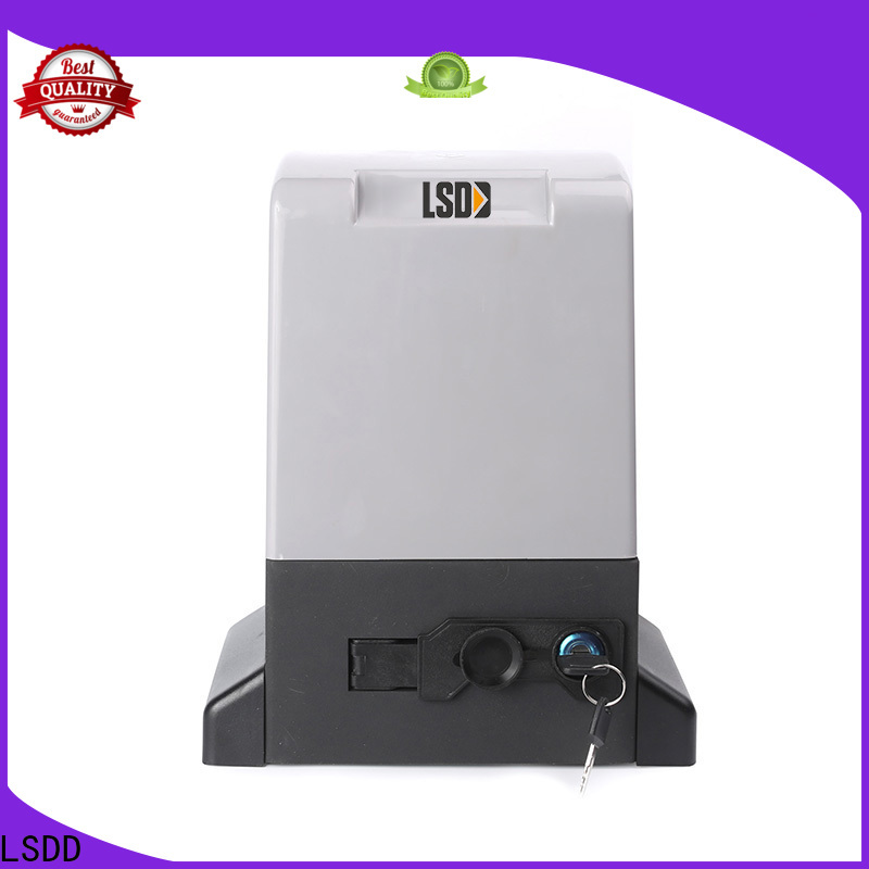 LSDD industrial solar powered electric gate openers supplier for gate
