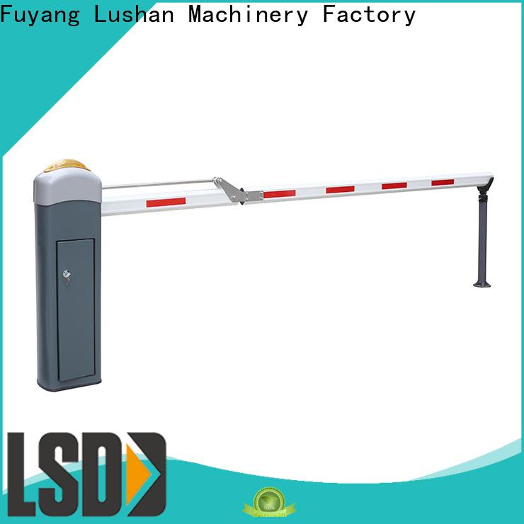 LSDD plastic arm barrier manufacturer for barrier parking