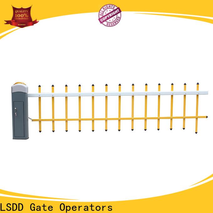 LSDD gates parking barrier gate wholesale for barrier parking