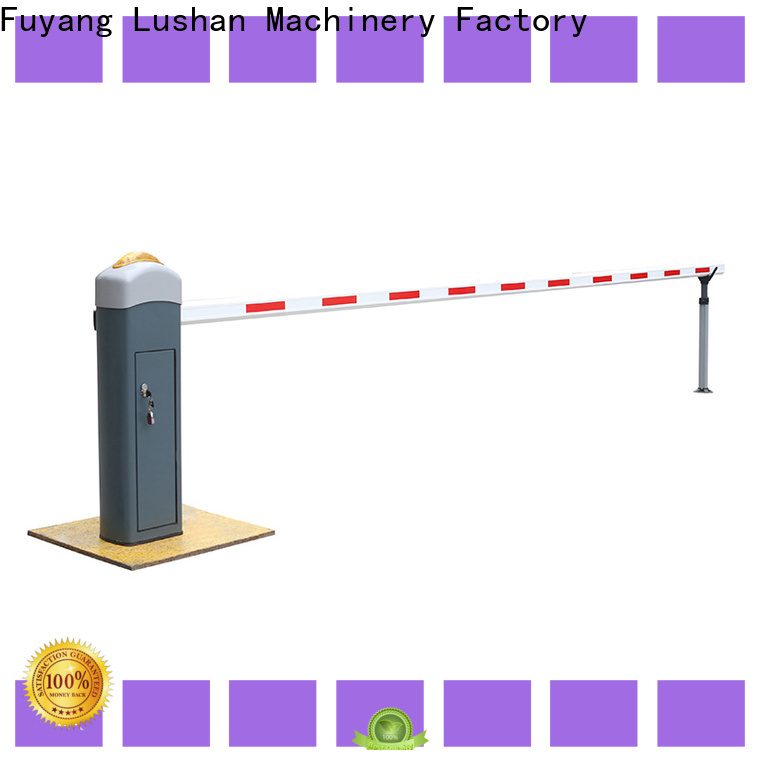 priced-low parking lot barrier gates wholesale for barrier gate