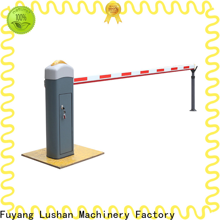 LSDD system automatic parking barriers wholesale for community