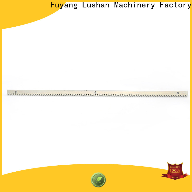 LSDD high quality steel gear rack wholesale for gate