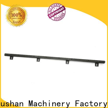 LSDD gear steel gear rack supplier for barrier parking
