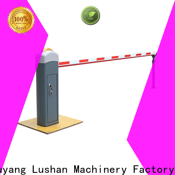 LSDD high quality automatic car park barriers manufacturer for community