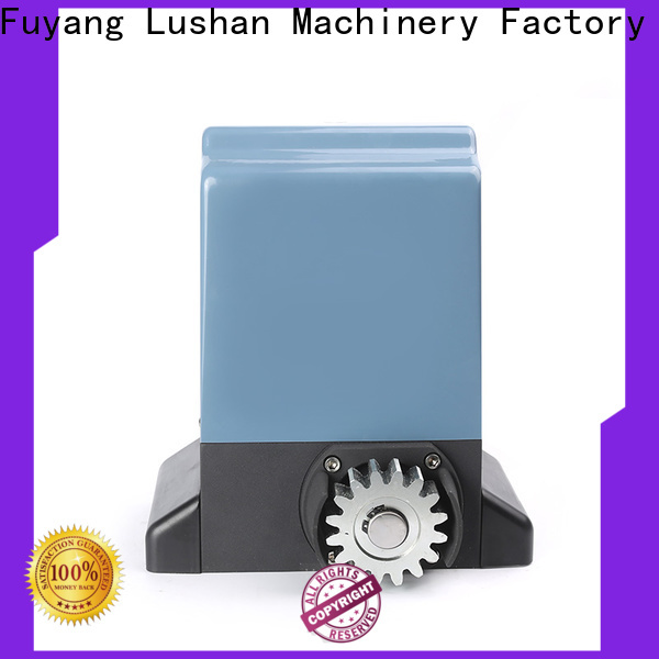 LSDD durable motorized sliding gate systems wholesale for door