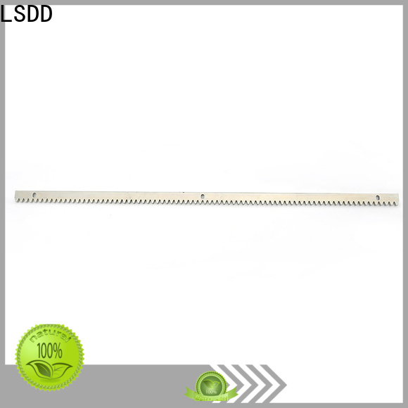 LSDD automatic stainless steel gear rack wholesale for gate