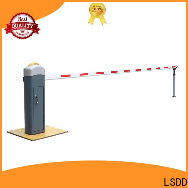 LSDD high quality safety barrier manufacturer for parking