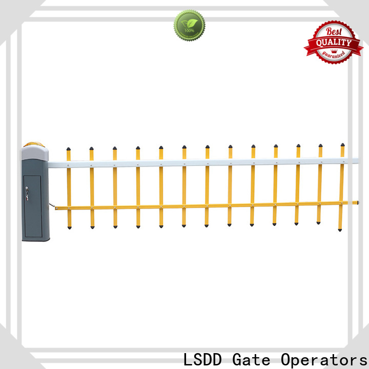 high quality arm barrier system supplier for barrier parking