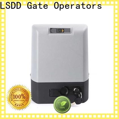 LSDD high quality sliding gate opener motor working placidly for door