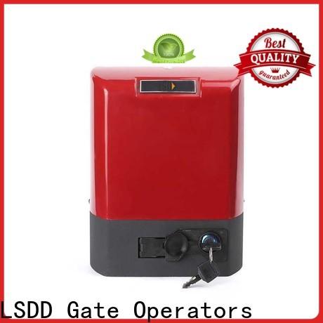 LSDD indoor sliding gate motor kit supplier for gate