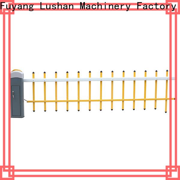 LSDD efficient barrier gate supplier for parking