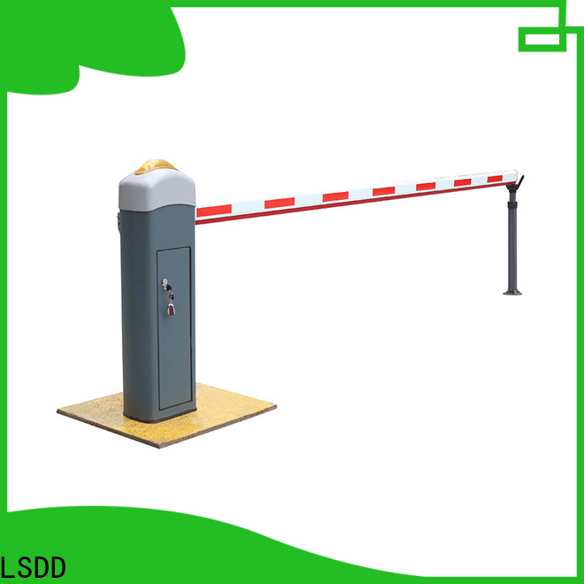 high quality barrier car crowd supplier for gate