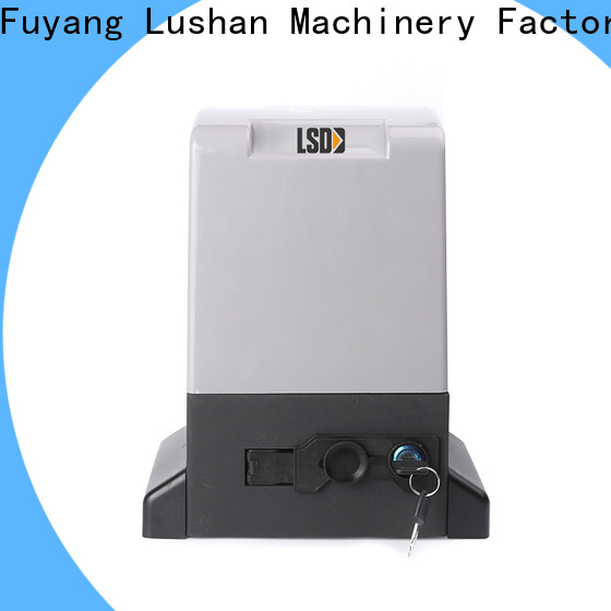 LSDD driveway gate motor prices sliding supplier for gate